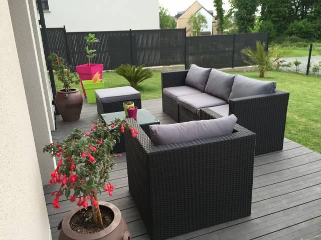 Best Chaise De Jardin Weldom de Design - Photos et idées décoration ...