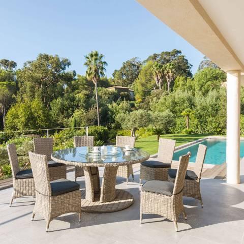 Salon de jardin hesperide libertad - Jardin piscine et Cabane