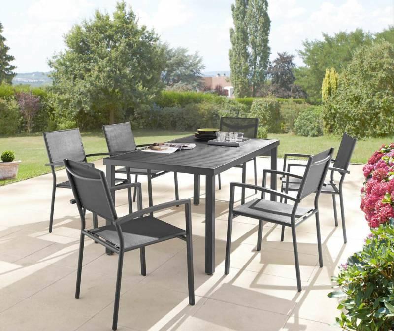 Table salon de jardin plastique leclerc - Jardin piscine et Cabane