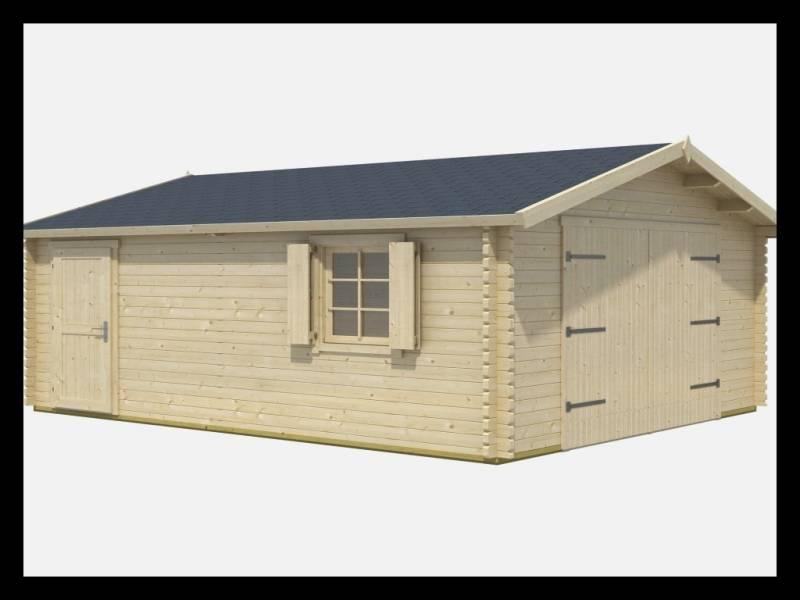 Cabane de jardin en bois le bon coin
