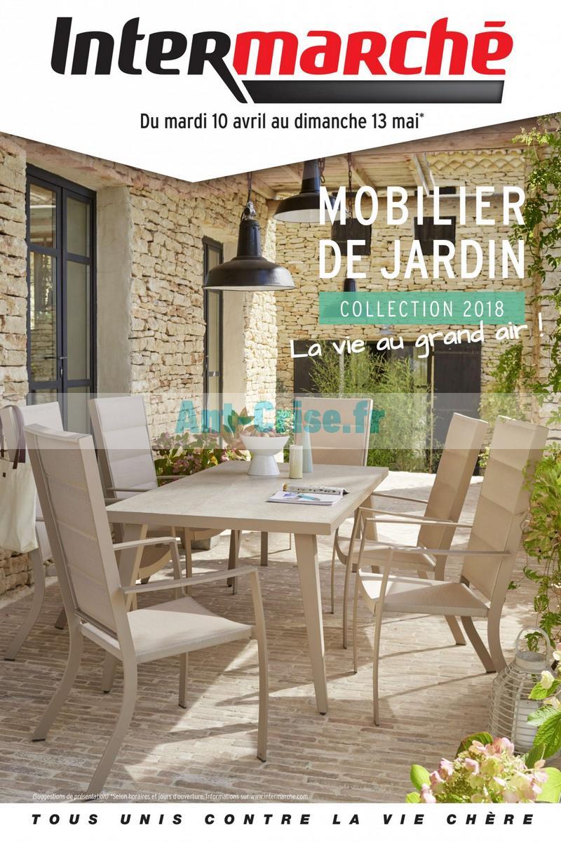 Promotion salon de jardin intermarché - Jardin piscine et Cabane