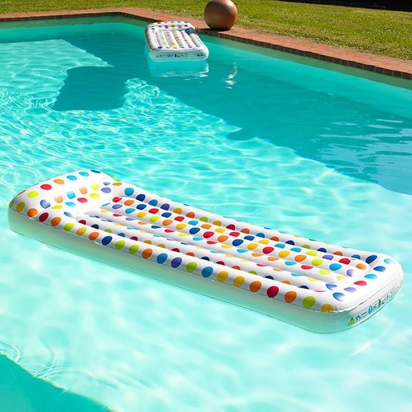 Matelas gonflable xxl piscine