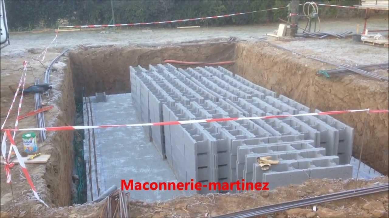 Video construction piscine en dur jardin piscine et cabane - Piscine en dur pas cher ...