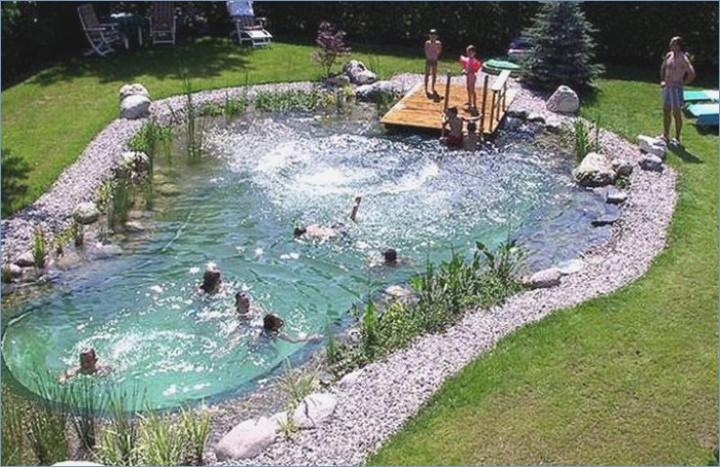 Comment construire sa piscine cologique jardin piscine - Comment faire une piscine pas cher ...