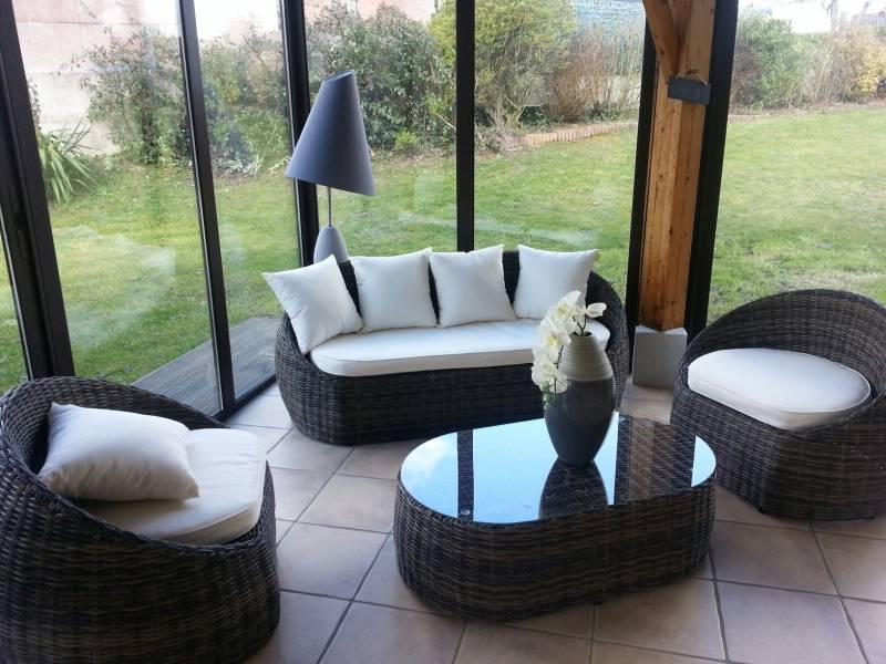 Salon de jardin resine monsieur bricolage - Jardin piscine et Cabane
