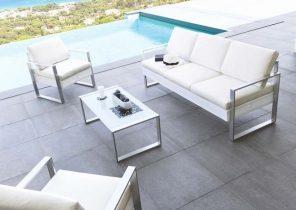 Faire un salon de jardin en palette - Jardin piscine et Cabane