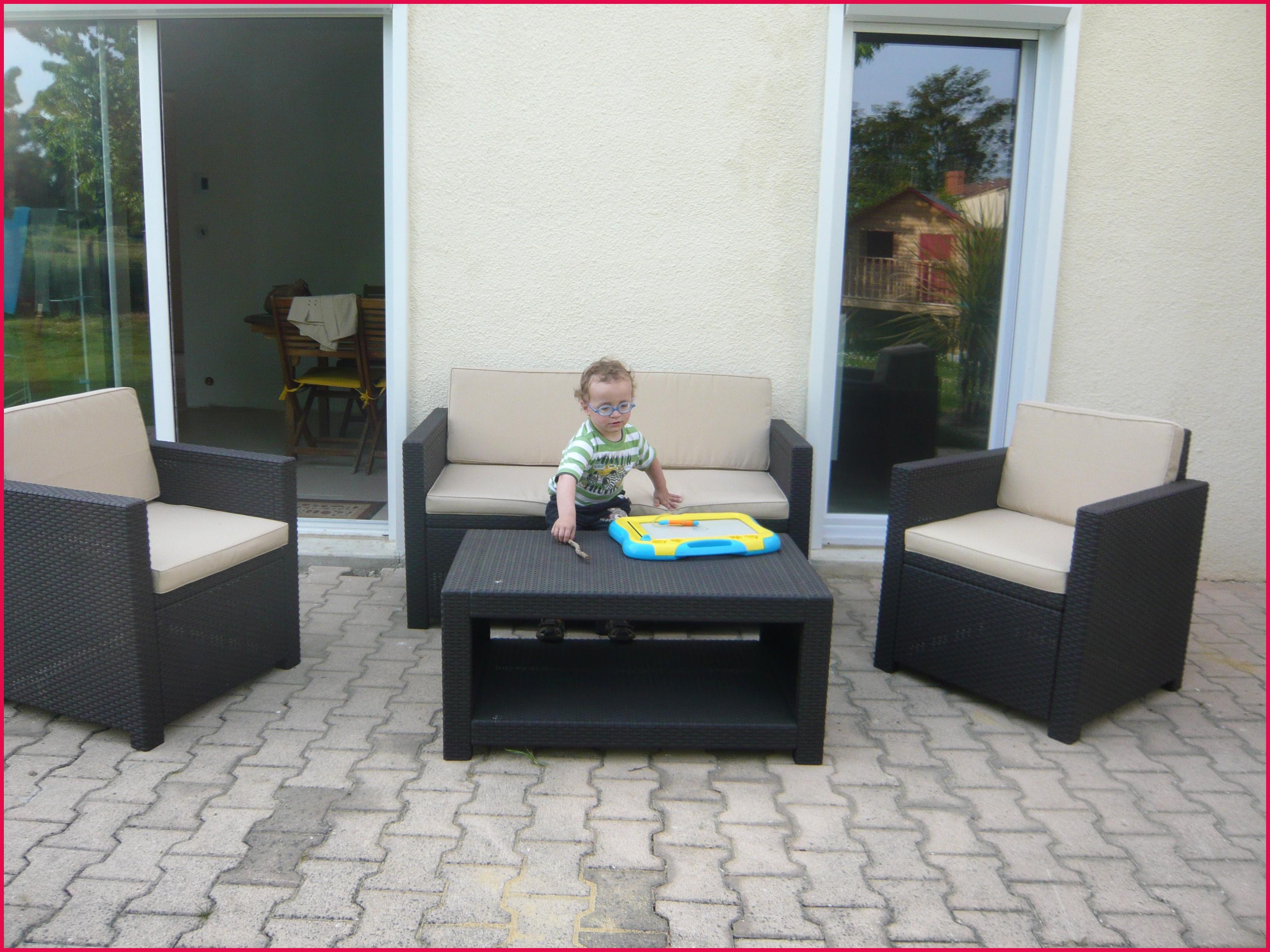 Salon de jardin allibert occasion - Jardin piscine et Cabane