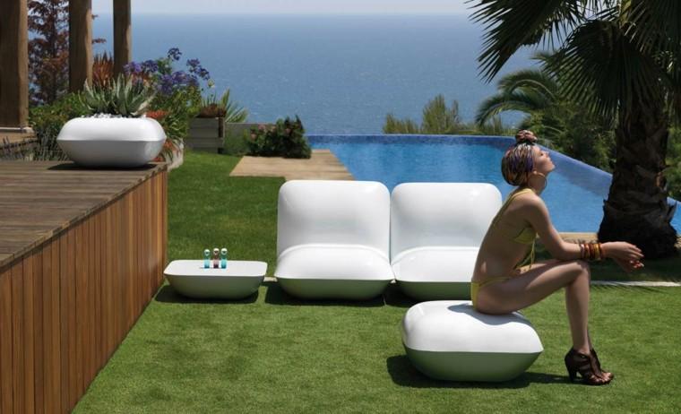 mobilier jardin exterieur