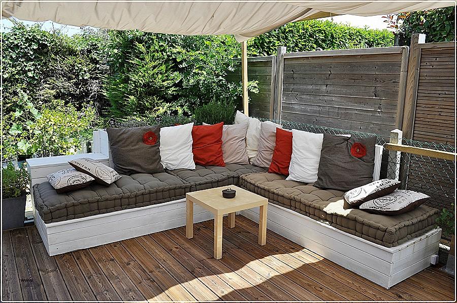 Promo petit salon de jardin