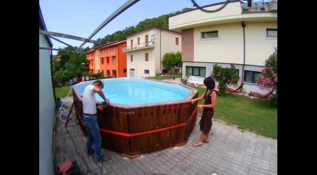 Construire une piscine pour pas cher jardin piscine et - Comment faire une piscine pas cher ...