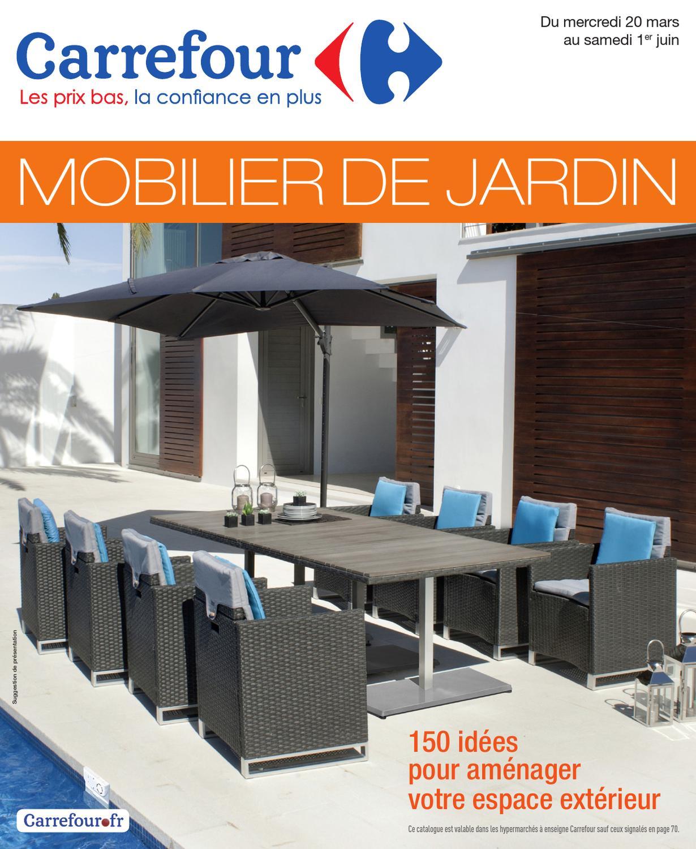 Salon de jardin carrefour saran - Jardin piscine et Cabane