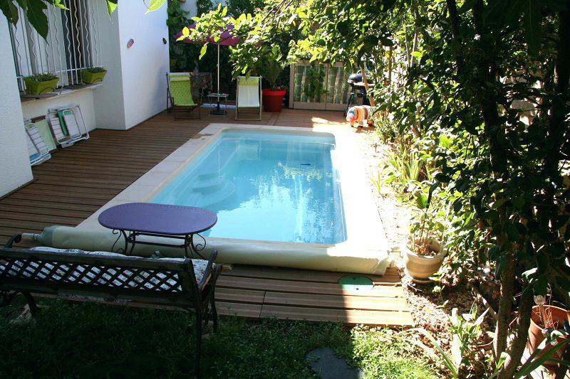 Deco Jardin Petite Piscine Jardin Piscine Et Cabane
