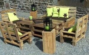 A vendre mobilier de jardin - Jardin piscine et Cabane