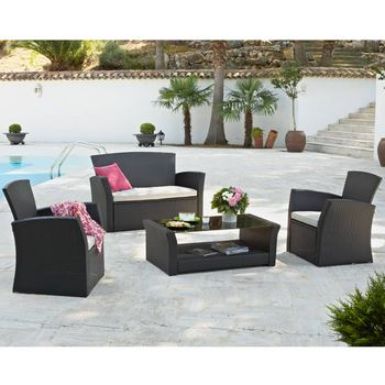 mobilier de jardin a gifi jardin piscine et cabane. Black Bedroom Furniture Sets. Home Design Ideas