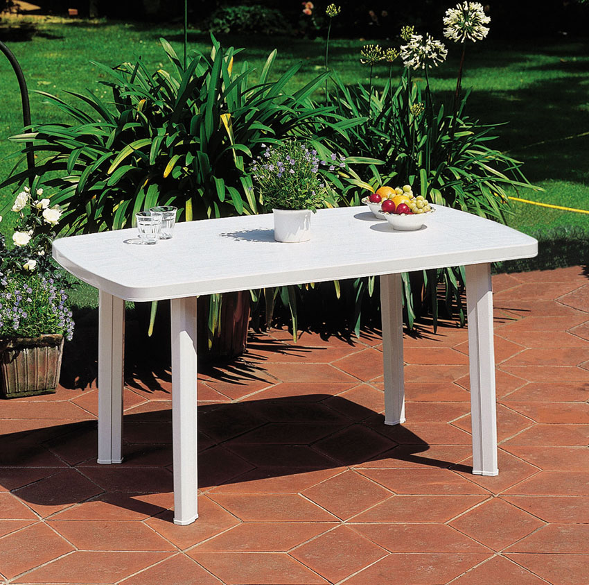 mobilier de jardin plastique pas cher jardin piscine et. Black Bedroom Furniture Sets. Home Design Ideas