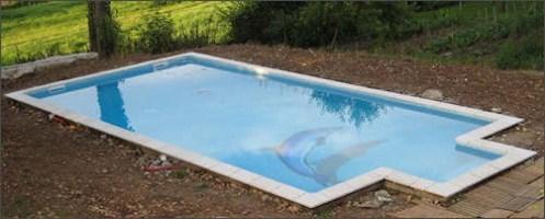 Comment construire une petite piscine en beton jardin - Comment faire une piscine pas cher ...