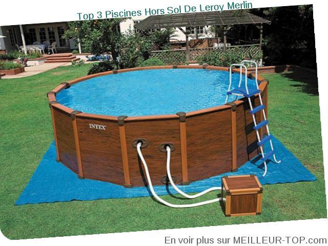 Piscine Jardin Leroy Merlin