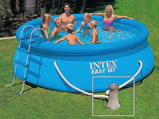 Piscine gonflable intex castorama