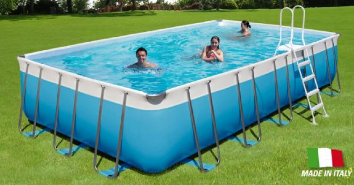 Piscine Gonflable Hors Sol Pas Cher