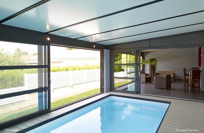 construire piscine couverte prix jardin piscine et cabane. Black Bedroom Furniture Sets. Home Design Ideas