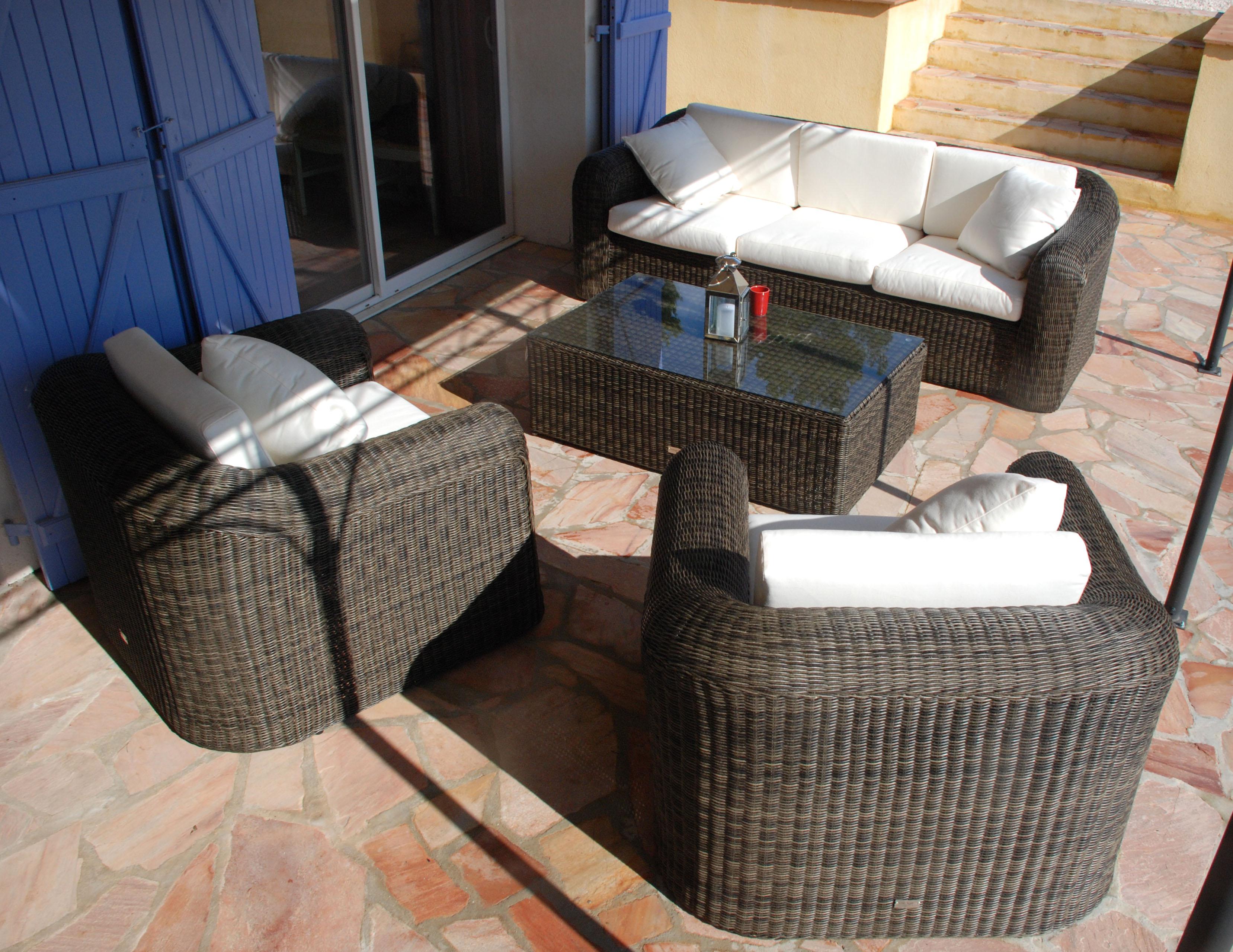 Salon de jardin resine ikea - Jardin piscine et Cabane
