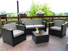 Salon de jardin cote lounge diva