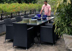 Salon de jardin super u 149 - Jardin piscine et Cabane