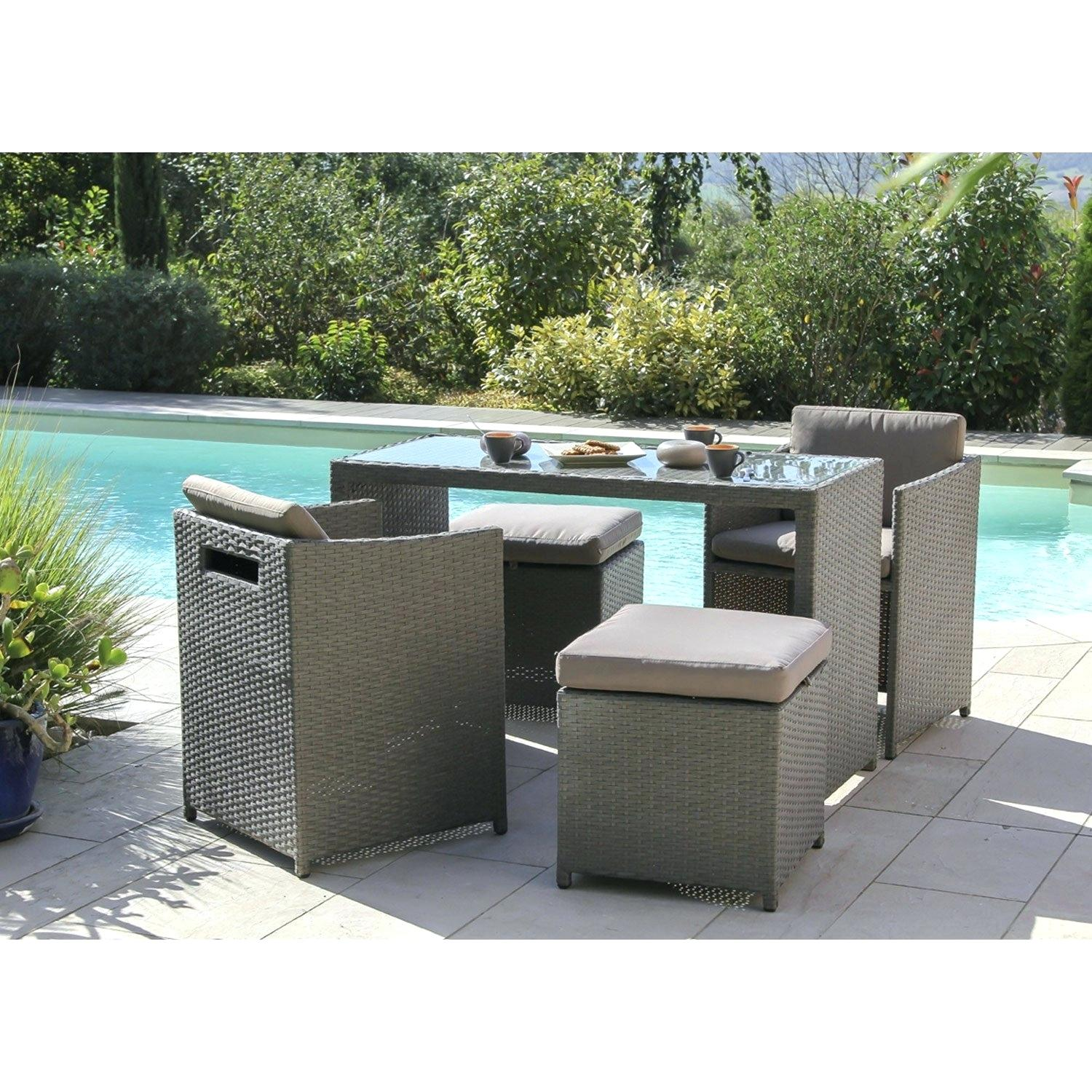 salon de jardin bas alinea jardin piscine et cabane. Black Bedroom Furniture Sets. Home Design Ideas