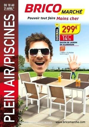 Promo salon de jardin bricomarché - Jardin piscine et Cabane