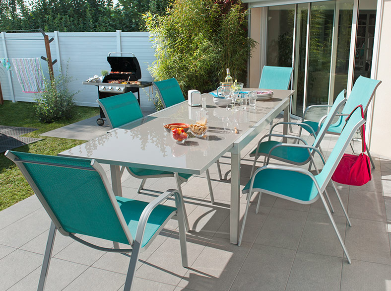 Table De Jardin Extensible Castorama Pictures House Design Awesome ...