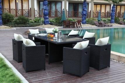 Cdiscount salon de jardin design - Jardin piscine et Cabane