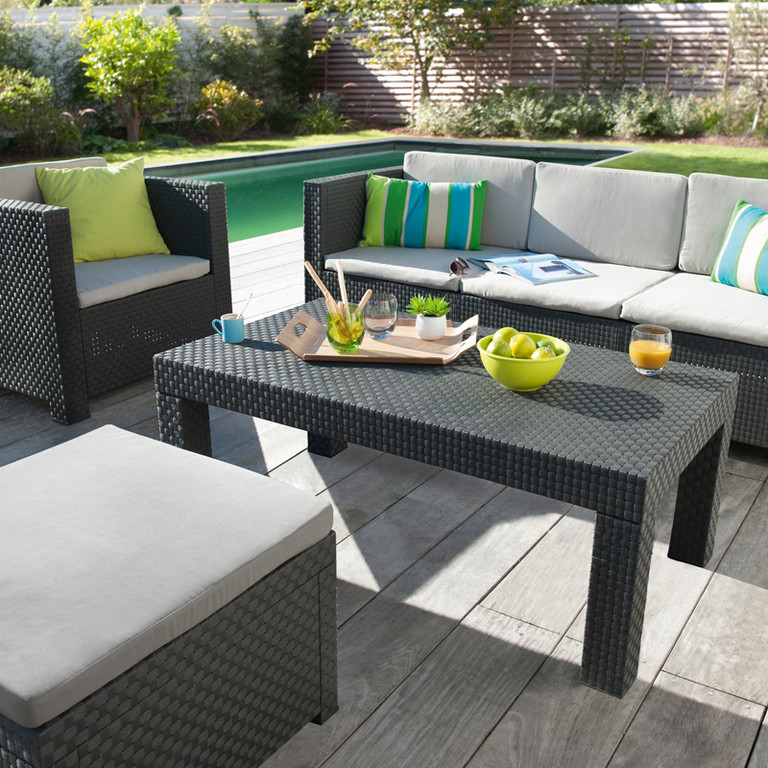 salon de jardin 2 personnes conforama jardin piscine et cabane. Black Bedroom Furniture Sets. Home Design Ideas