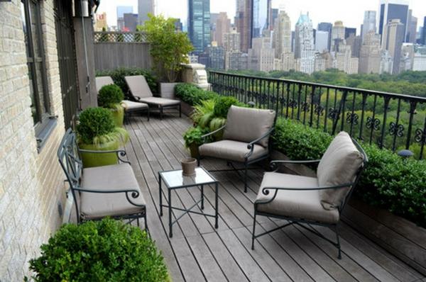 Mobilier jardin terrasse