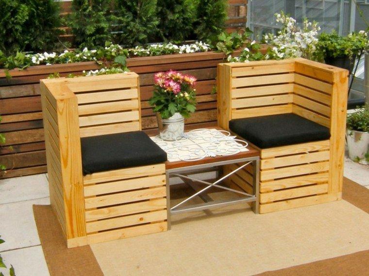 Amazing Salon De Jardin Avec Des Palettes Europe de Design - Idées ...
