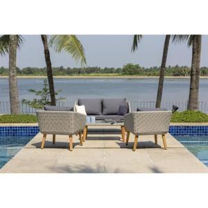 Cdiscount salon de jardin alu - Jardin piscine et Cabane