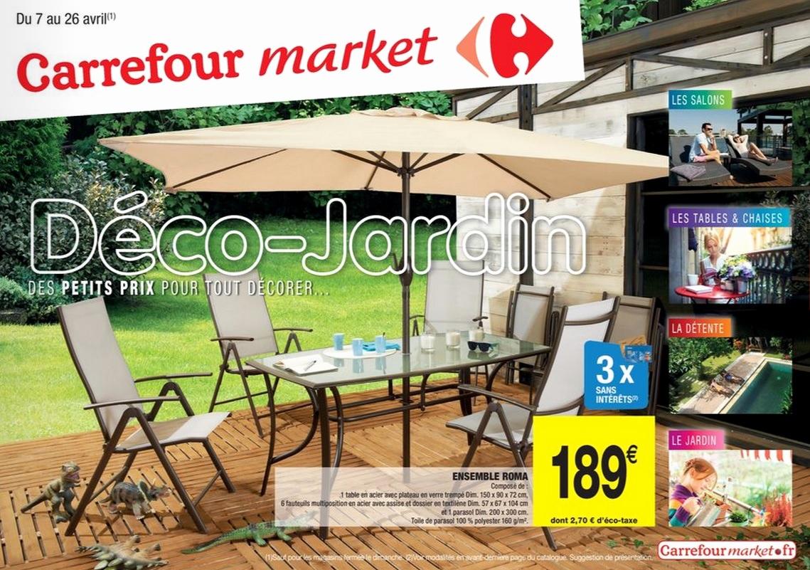 Salon de jardin detente carrefour - Jardin piscine et Cabane