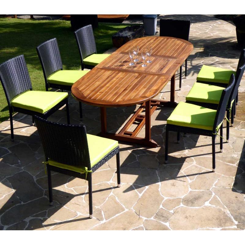 Hesperide salon de jardin lyon - Jardin piscine et Cabane