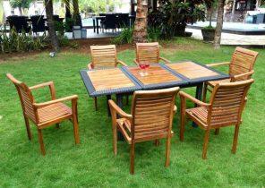 C discount.fr salon de jardin - Jardin piscine et Cabane