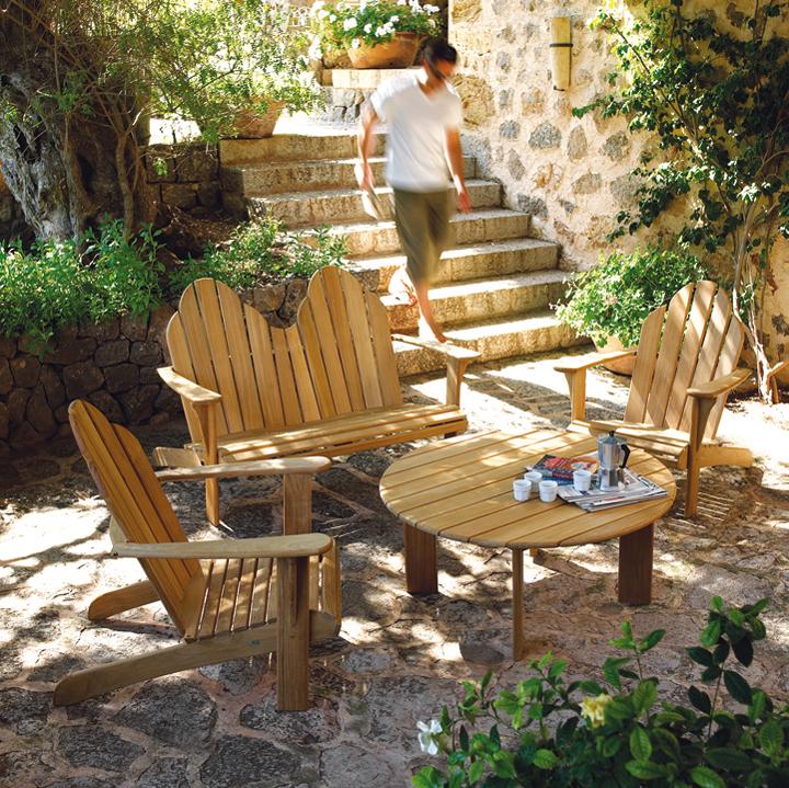 Nettoyer salon de jardin teck - Jardin piscine et Cabane