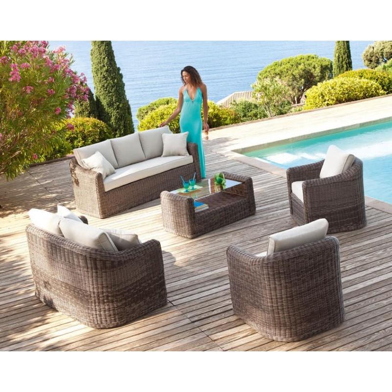 Protection salon de jardin hesperide - Jardin piscine et Cabane