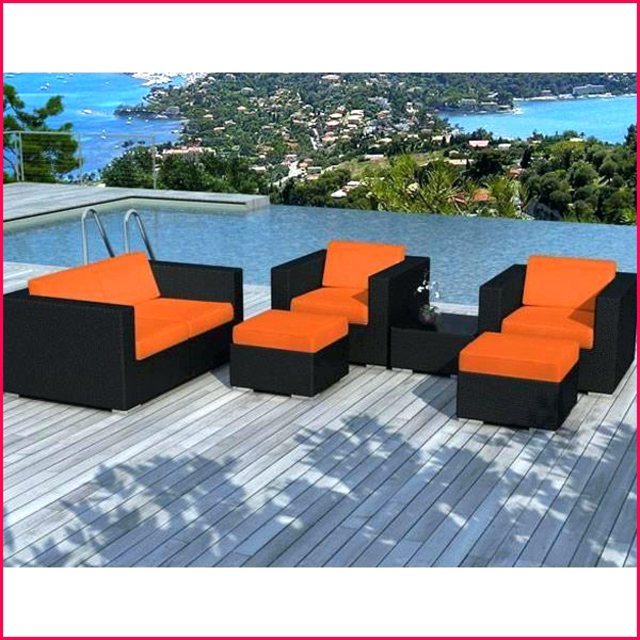 Salon de jardin allibert hawaii lounge set - Jardin piscine et Cabane