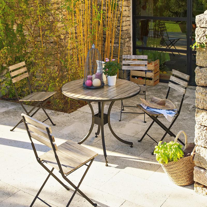 Salon de jardin marvis alinea - Jardin piscine et Cabane