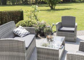 Housse protection salon de jardin gamm vert - Jardin piscine et Cabane