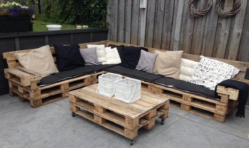 Salon de jardin pour terrasse bois - Jardin piscine et Cabane