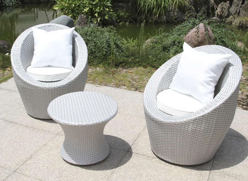 Salon De Jardin Totem Blanc Idées Décoration Intérieure Farik ...