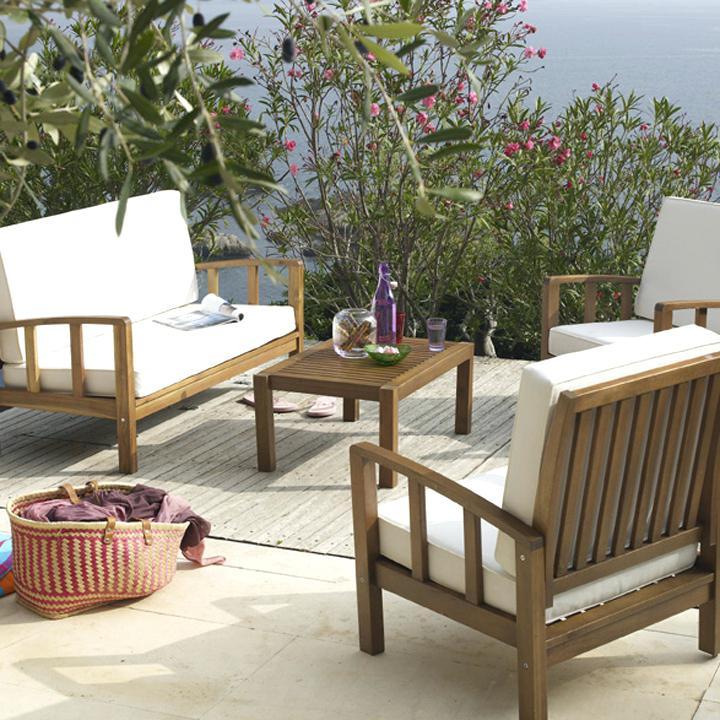 Mobilier de jardin alinea 2016 jardin piscine et cabane Alinea jardin mobilier