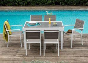 Fabriquer salon de jardin palette bois - Jardin piscine et Cabane