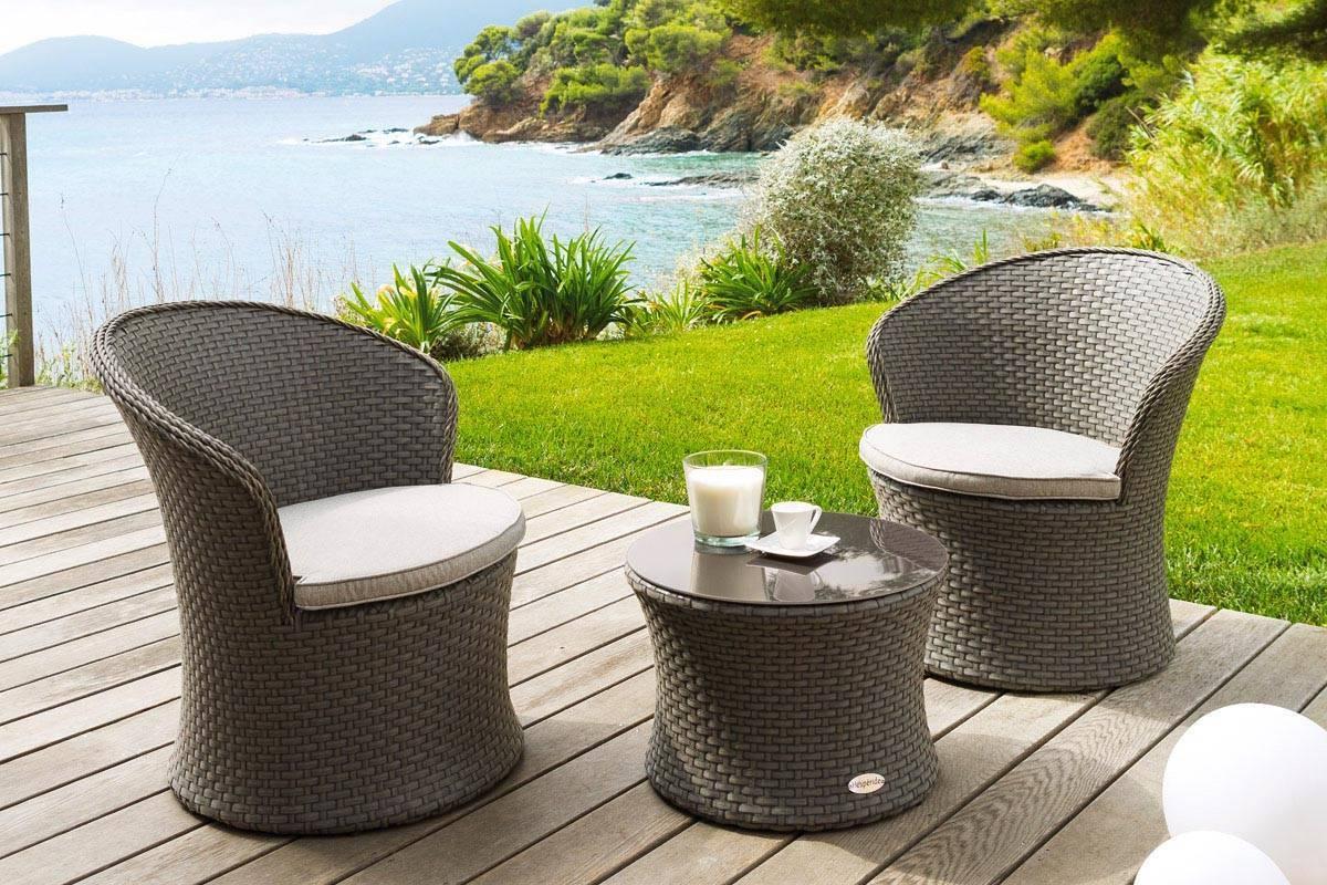 salon jardin r sine tress e soldes jardin piscine et cabane. Black Bedroom Furniture Sets. Home Design Ideas