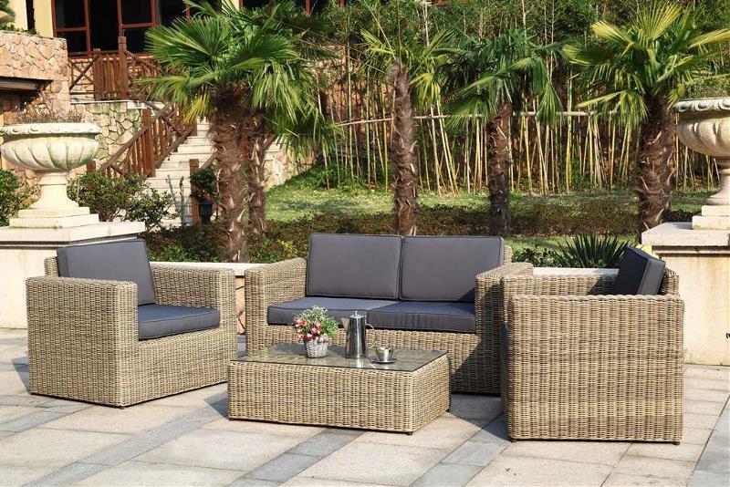 Salon de jardin resine luxe - Jardin piscine et Cabane