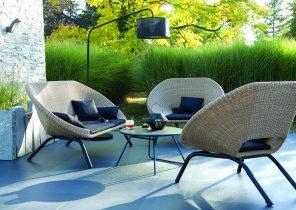 Salon de jardin fermob costa - Jardin piscine et Cabane